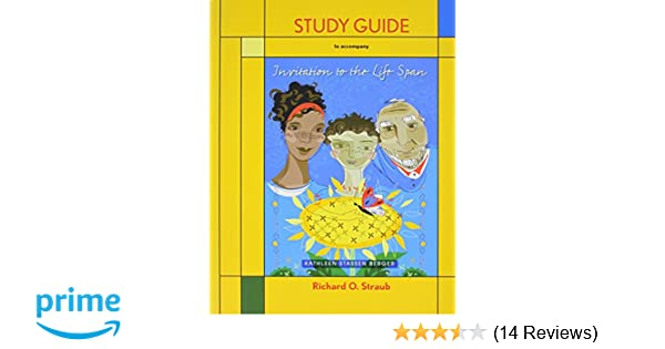 Study Guide For Invitation To The LifeSpan