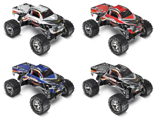 traxxas 36054 1 voiture radiocommand stampede xl 5 import it all. Black Bedroom Furniture Sets. Home Design Ideas