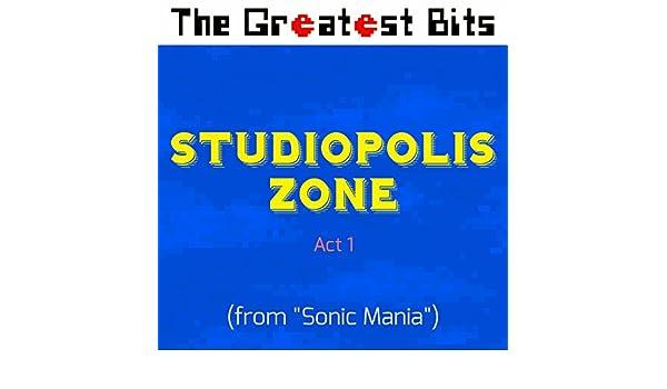 Studiopolis Zone Act 1 (From