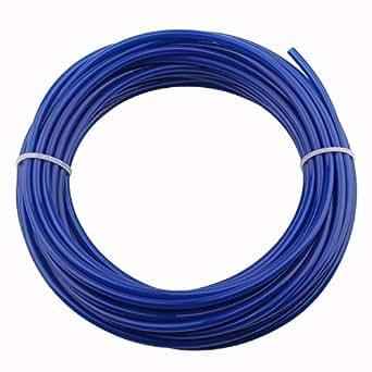 Manguera neumática - Tubo de aire de poliuretano de 4 mm OD 2,5 mm ID 10 metros de manguera de aire para tubo de compresor de aire: Amazon.es: Amazon.es