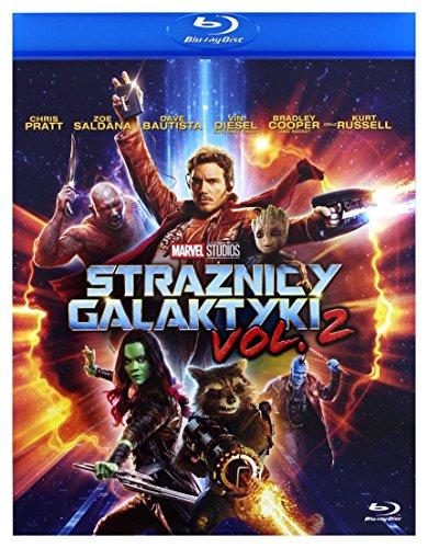 Guardians of the Galaxy Vol. 2 [Blu-Ray] (English audio. English subtitles) (Guardians Of The Galaxy 2 English Subtitles)