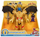 Fisher-Price Imaginext Power Rangers Goldar and
