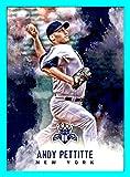 2017 Diamond Kings #93 Andy Pettitte NEW YORK YANKEES