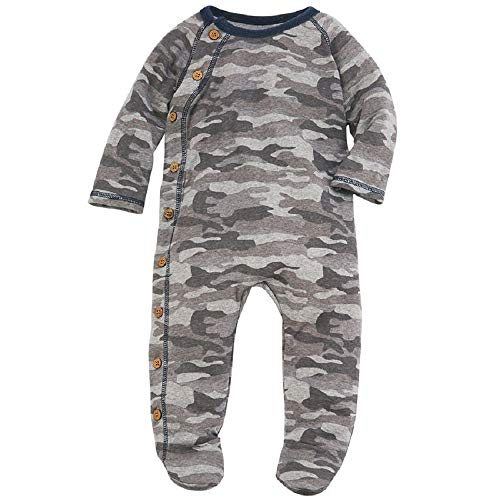 Mud Pie Camo Sleeper, 0-3 ()