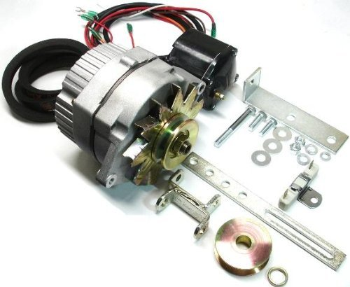Used, New Tractor Alternator Conversion Kit Replacement For for sale  Delivered anywhere in USA