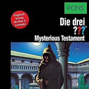 Mysterious Testament Hörbuch