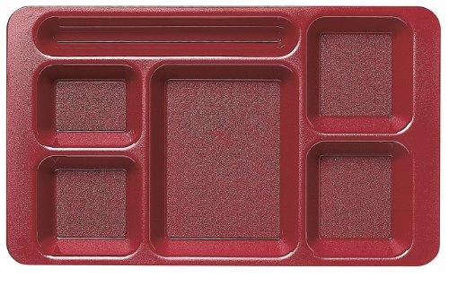 Camwear Tray, 2 X 2 Compartment, Rectangular, 9