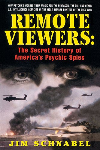 - Remote Viewers: The Secret History of America's Psychic Spies