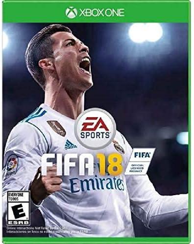 b0da2df1c Amazon.com  FIFA 18 Standard Edition - Xbox One  Electronic Arts ...