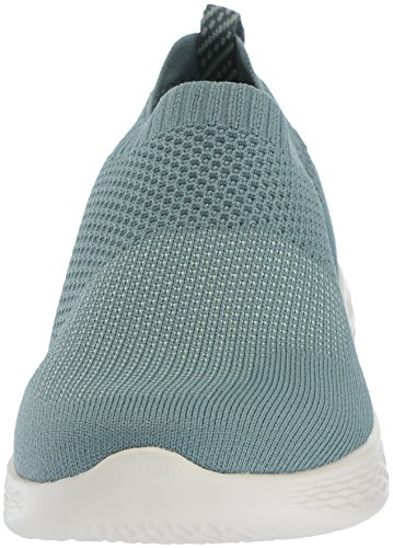 pure Enfiler Femme Vert Baskets You Skechers 60xwqTHxR