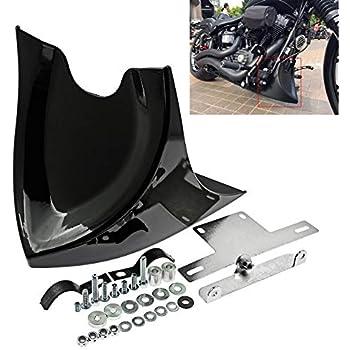Fender Flares & Trim Iglobalbuy Chin Fairing Front Spoiler For ...