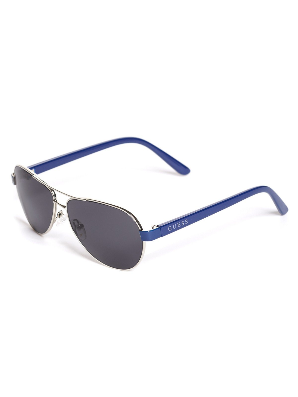 GUESS Factory Boy's Tinted Aviator Sunglasses