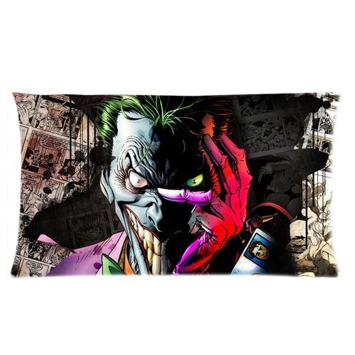 The Joker Vintage Comics Book Custom Design Personalized ...