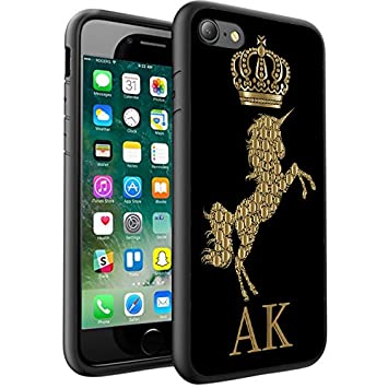 new product 54ae9 cca4c Samsung A3 2017 Personalised Unicorn Phone Case: Amazon.co.uk ...