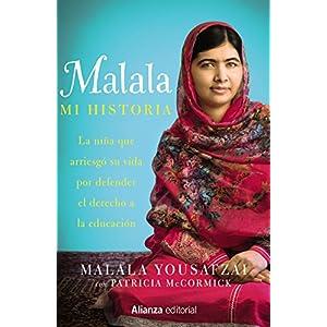 Malala: Mi historia, la autobiografía de Malala Yousafzai | Letras y Latte - Libros en español