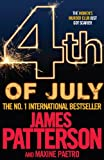 4th of July by James Patterson front cover