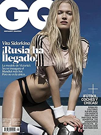 GQ Latin America June 1, 2018 issue