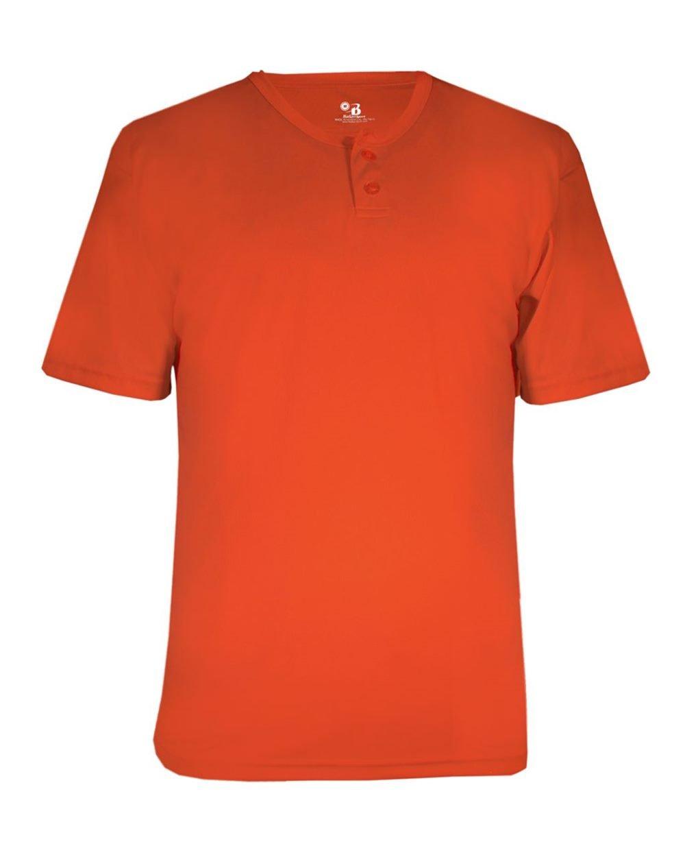 Badger b7930 BD ADT b-dry Core Plkt T B004OBNJVS 4L オレンジ(Burnt orange) オレンジ(Burnt orange) 4L