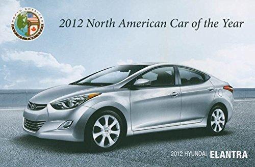 2012-hyundai-elantra-original-factory-postcard