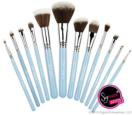 Sigma BBLU Mrs. Bunny Essential Makeup Brush Kit