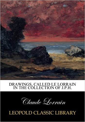Drawings, called le lorrain in the collection of J.P.H.
