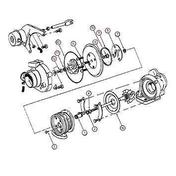 Amazon Com Turbo Internal Wastegate Vacuum Actuator For Beetle