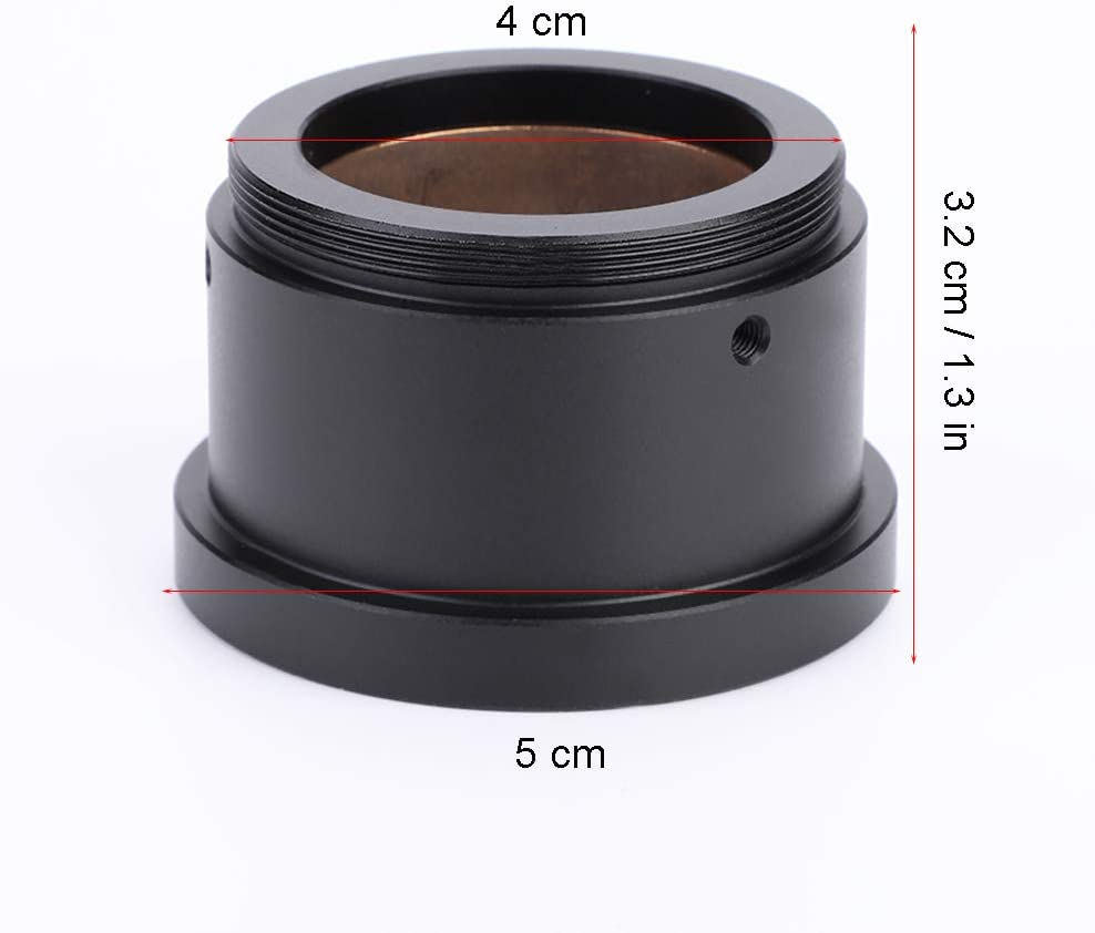 Neufday M42X0.75 to 1.25 Inch Telescope Track Interface Adapter Compression Ring