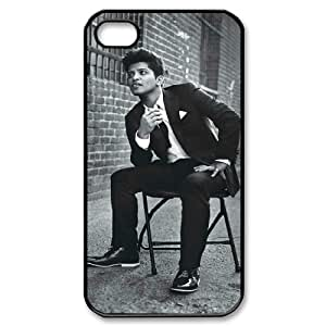 Bruno Mars Unique Design 2D Cover Case for Iphone 4,4S at DLLPhoneCase ( DLL476758 )
