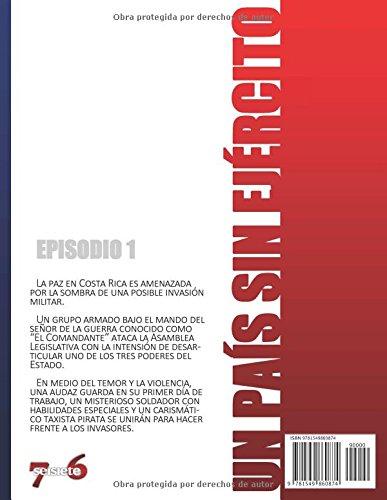 Tierra de Paz - Invasión: Episodio 1 (Spanish Edition): Diego Morera: 9781549860874: Amazon.com: Books