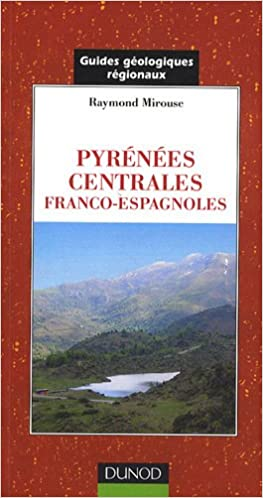 Livre Pyrénées centrales Franco-Espagnoles pdf, epub ebook