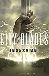 City of Blades (The Divine Cities)