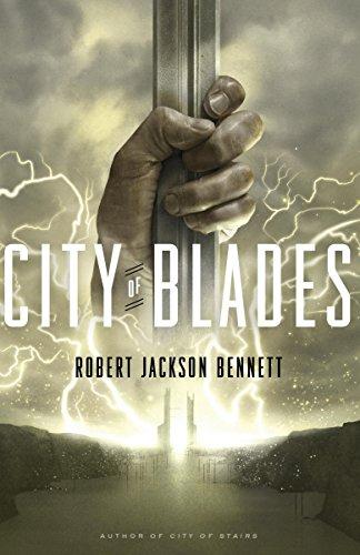 City of Blades (The Divine Cities) by [Bennett, Robert Jackson]