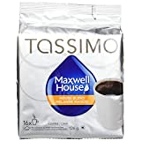 TASSIMO MAXWELL HOUSE House Blend Coffee, 16 T-Discs,  126G