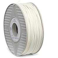 Verbatim ABS 3D Filament 3mm 1kg Reel - White