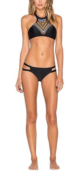 100% Qualitätsgarantie bester Preis zu Füßen bei Damen Bikinis Bikini Bademode Badeanzüge Push up Sexy ...