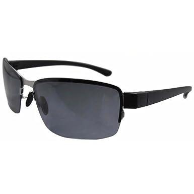 85be7971aef Eyekepper Half-rim Thin Polycarbonate Plastic Sunglasses  Amazon.co.uk   Clothing