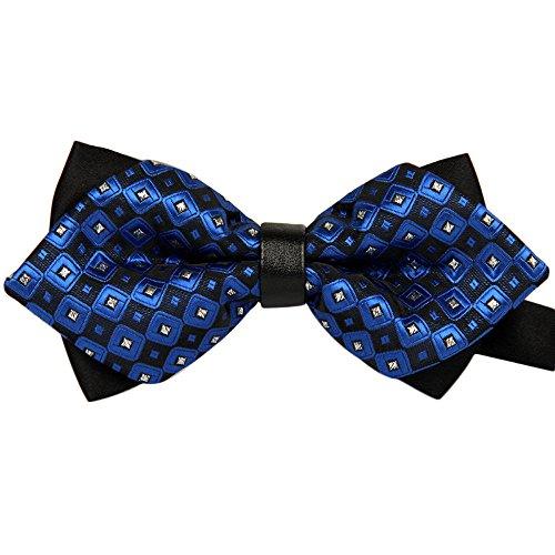 lassic Adjustable Accessories Formal Tie (Blue) ()