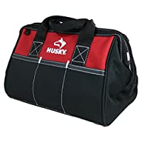 Husky 12 in. Tool Bag 82004N11 Deals
