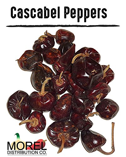 Dried Cascabel Chili Pepper (Chile Cascabel) Bulk Weights: 2 Lbs, 5 Lbs, and 10 Lbs!! (5 LBS) by Morel Distribution Company (Image #5)