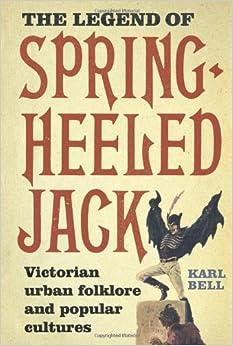 Image result for The Legend of Spring-heeled Jack