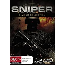Sniper / Sniper 2 & 3 / Reloaded / Legacy / Ghost Shooter | 6 Discs | NON-USA Format | PAL | Region 4 Import - Australia