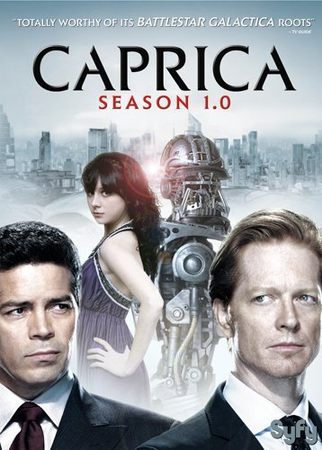 DVD : Caprica: Season 1.0 (, Dolby, AC-3, Digipack Packaging, Widescreen)