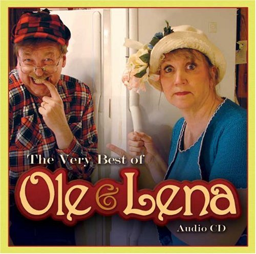 The Very Best of Ole & Lena Audio CD by Brand: Holton House Audio