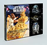 img - for Wookiee Pies, Clone Scones, and Other Galactic Goodies: The Star Wars Cookbook book / textbook / text book