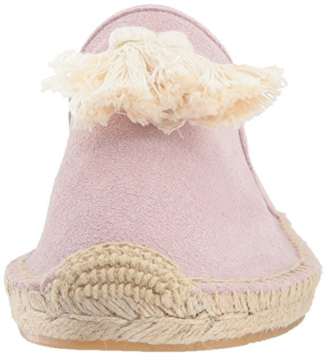 Women's Mule Suede Tassel Peony Soludos H1d7wH