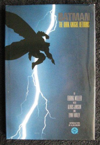 Batman: The Dark Knight Returns (4 Volumes) (Dark Knight Returns Collectors Edition Box Set)
