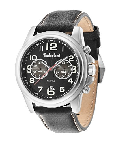 Timberland 14518JS-02A Mens Pickett Black Chronograph Watch