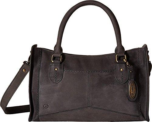 Image of Born Women's Eva Satchel Black Handbag
