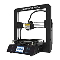 Anycubic i3 Mega 3D Printer Intelligent Leveling with 3.5 Inch Touch Screen and Large Print Size from Anycubic