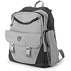 Diaper Bag Backpack - Large Capacity Baby Bag for Mom or Dad - Includes Changing Mat - Durable and Comfy for Travel - Waterproof Mens Diaper Bag for Nappy by Malencutie